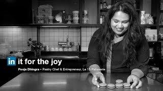 Pooja Dhingra | Women at Work