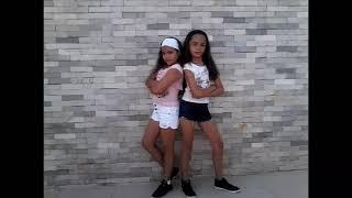 COREOGRAFIA-TE AMO PIRANHA(Girls Dance)