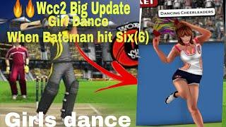????[Wcc2 Big Update] ! ????Girls Dance Update In Wcc2 | Released Date...