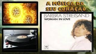BARBRA STREISAND – WOMAN IN LOVE (B. Gibb – R. Gibb)