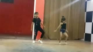MY CUTE LITTLE  DYNAMO GIRLS###DANCE##VIDEO##SONG##BY#BAAGHI:2 EK DO TEEN