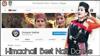 HimachaLi GirLs  Best Nati Dance Video || CeLeBraTe School CoLLage FuncTioN || Nati RoHRu WaLiye