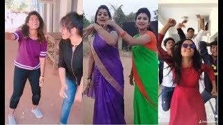 Chatal Band Dance By Girls || Galichirugali Dj Dance Video || Thineemar Dance