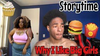 Storytime: Why I Love Big Girls | NECK TOO FIRE BRUH | TreSoGhetto