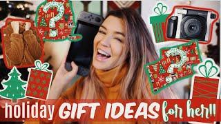 CHRISTMAS GIFT IDEAS For Girls!! *GIVEAWAY* ???? | VLOGMAS DAY 7