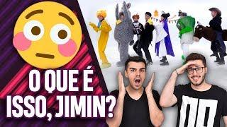 APRENDENDO SOBRE K-POP: ESPECIAL BTS! 21ST CENTURY GIRL (DANCE PRACTICE)! | Virou Festa