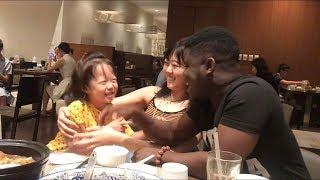Cute Chinese Girl In Love With A Black Guy