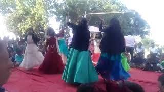 DDU INTERNATIONAL SCHOOL, YADGIR  SCHOOL GIRLS DANCE