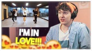 OH MY GIRL (오마이걸) - Remember Me (불꽃놀이) Dance Practice Reaction!! [I'M IN LOVE!!!]