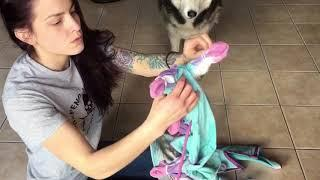 Girls Love Gis: Original Tie-Dye