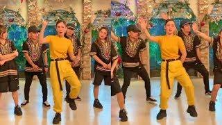 Ate Girl Jackie Gonzaga Switch It Up Dance Challenge! ???? Swabe Sumayaw!
