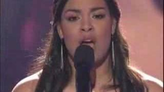 Jordin Sparks - Woman In Love - American Idol Top 4
