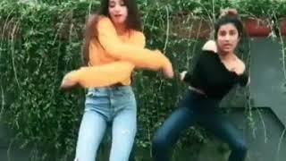 Girls dance video // funny baba club