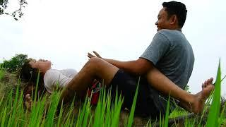 Be Careful A Beautiful Woman In Field Why Do Like This | New Short Film A Girl Lost Thinking