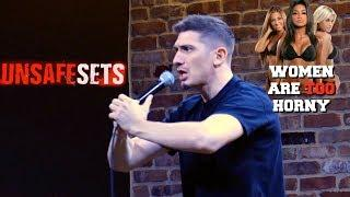 Women want too much in bed - Andrew Schulz - Stand Up Comedy