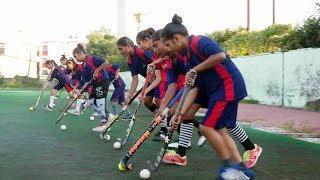 Love for hockey make Jammu girls beat all odds