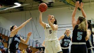 Women's Basketball: Vermont vs. Maine (1/9/19)