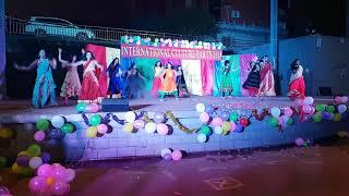 North Sichuan medical university girls dance