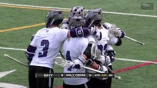 Holy Cross Athletics Highlight of the Week: April 1, 2019
