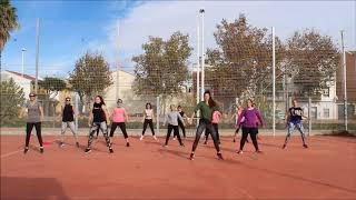 ZUMBALL GIRLS- MAD LOVE ( DAVID GUETTA)