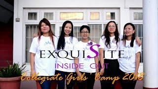 Collegiate Girls' Camp 2018 Promo Video