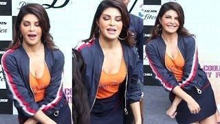 Jacqueline Fernandez Hot Dance With Girls At Shoe Brand Launch Event