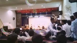 TC COLLEGE BARAMATI  girls dance at annual function