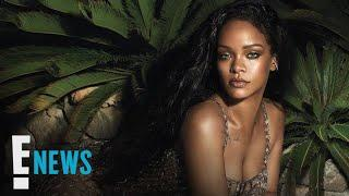 "Rihanna Is First Black Woman to Cover British ""Vogue"" 
