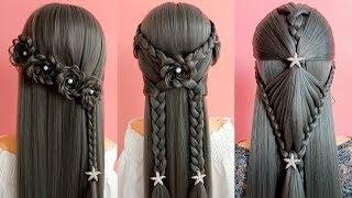 26 Braided Back To School HEATLESS Hairstyles! ???? Best Hairstyles for Girls | Part 18