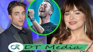 Chris Martin angry when Dakota Johnson cuddle with Robert Pattinson at Marrakech Film Festival