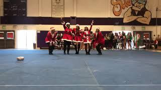 Santana High School Mean Girls dance