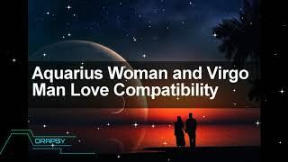 Aquarius Woman and Virgo Man Love Compatibility