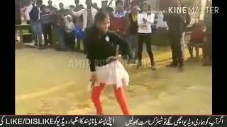 Cute Girl Dance Akhiyon Se Goli Mary Larki Kamal | New Dance 2018 | Apny Dewany ka Kar Dy Bura Hal