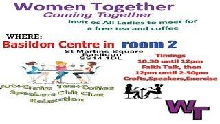 Film made on Women Together by Essex County Council