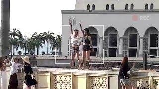 Disrespectful dancing in front of Sabah mosque prompts govt to act
