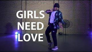Summer Walker - Girls Need Love | JOSH VELARDE CHOREOGRAPHY