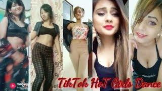 The most popular FUNNY & hot girls DANCE TikTok videos||India's hot girls on musically||TikTok Video