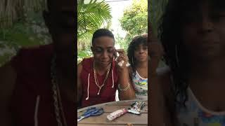 Man crying on tape because his woman in Jamaica married a next man with his kids too????????