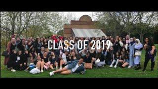 BANKSTOWN GIRLS YR 12 GRADUATION VIDEO: CLASS OF 2019