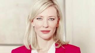 "Cate ""The Woman in Red"" Blanchett - I just called to say I love you"""