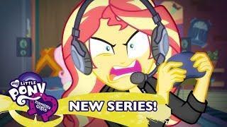 'Game Stream' Original Short ???? MLP: Equestria Girls Season 2