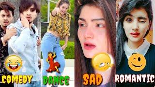Sad,Romance,Comedy,Hot Girls Dance - All In One Tik Tok Videos