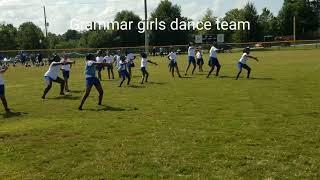 Grammar girls dance team????