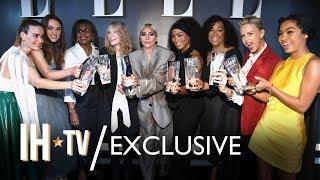Lady Gaga, Debby Ryan, Sarah Paulson & More! | ELLE Women in Hollywood Celebration Interviews