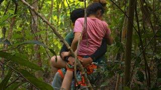 See Short Clip Action A Girl A Boy  Making Sweet Love In Forest