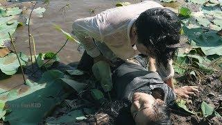 My husband with Beautiful lady in the lake - New comedy from Fankid