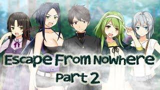 Moe! Ninja Girls - Escape From Nowhere - Part 2