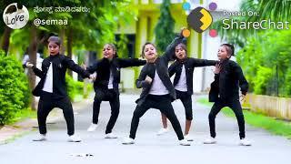 Pal pal dance beautiful small girls dance