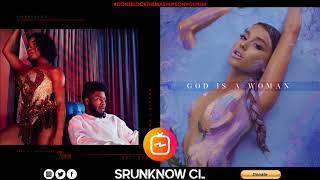 Khalid & Normani vs. Ariana Grande - Love Lies / God Is A Woman (Mashup)