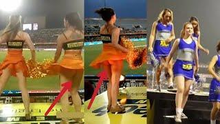 Cheer girls dance// IPL cheerleader dance//